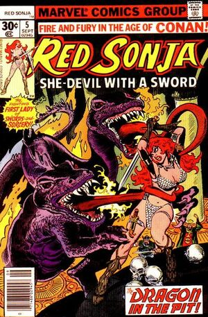 Red Sonja Vol 1 5