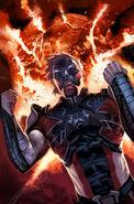 X-Men Die by the Sword Vol 1 4 Textless