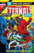 Eternals Annual Vol 1 1