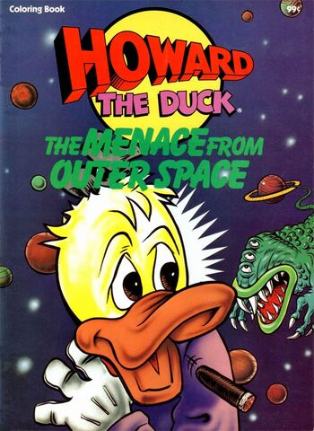 File:Howard the Duck The Menace from Outer Space.jpg