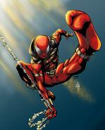 Scarlet Spider Man 05