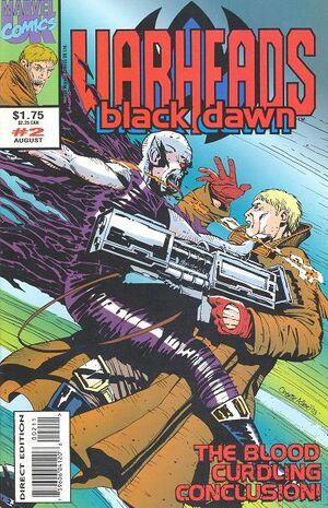 Warheads Black Dawn Vol 1 2