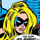Carol Danvers (Earth-616)-Defenders Vol 1 63 001