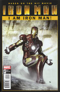 Iron Man I Am Iron Man Vol 1 2
