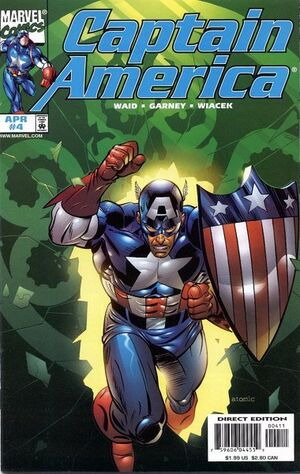 Captain America Vol 3 4