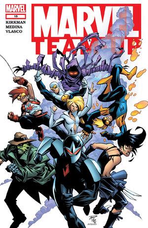 Marvel Team-Up Vol 3 15
