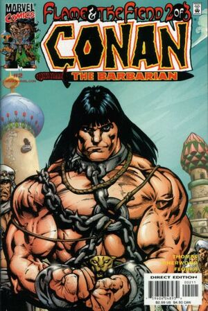 Conan Flame and the Fiend Vol 1 2