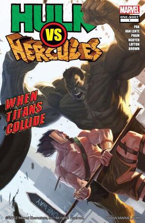 Hulk vs Hercules Vol 1 1