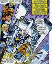 Rosebud II from Fantastic Four Annual Vol 1 25