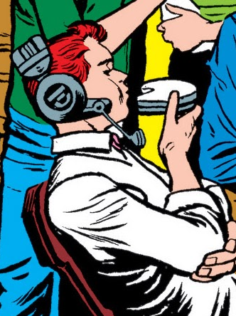Willie (Teen Brigade) (Earth-616) from Avengers Vol 1 1 001