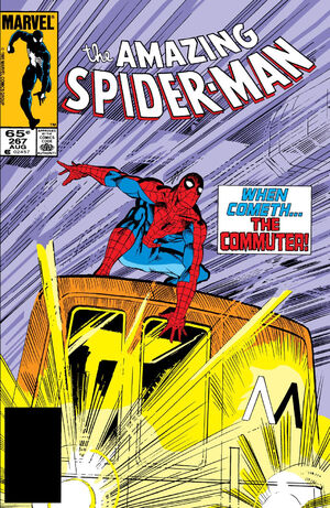 Amazing Spider-Man Vol 1 267