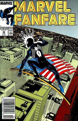Marvel Fanfare Vol 1 42