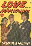 Love Adventures Vol 1 1