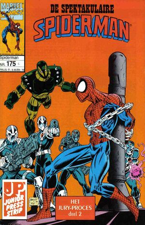 Spectaculaire Spiderman 175