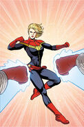 Captain Marvel Vol 7 7 Textless