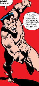 Namor McKenzie (Earth-TRN558) from Fantastic Four Annual Vol 1 11