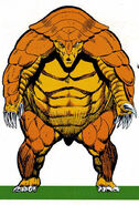 Antonio Rodriguez (Earth-616) from Official Handbook of the Marvel Universe Master Edition Vol 1 7 0001