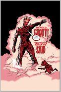 Avengers Vol 5 38 Rocket Raccoon and Groot Variant