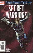 Dark Reign The List - Secret Warriors Vol 1 1
