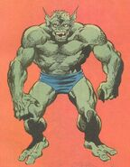 Emil Blonsky (Earth-616) from Official Handbook of the Marvel Universe Vol 2 1 0001
