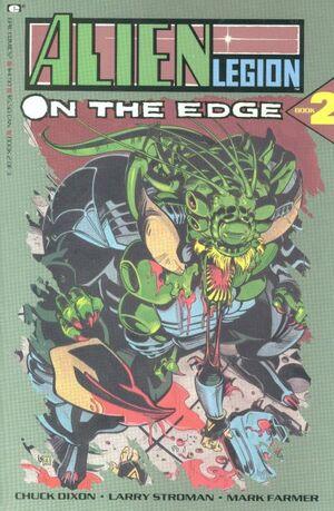 Alien Legion On the Edge Vol 1 2