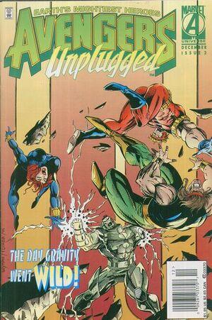 Avengers Unplugged Vol 1 2