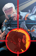 Cable and X-Force Vol 1 18 Textless