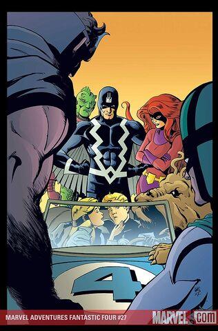 File:Marvel Adventures Fantastic Four Vol 1 27 Textless.jpg