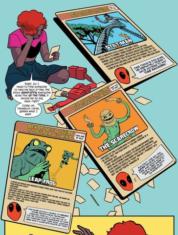 File:Nancy Whitehead (Earth-616) with Deadpool's Guide to Super Villains Cards from Unbeatable Squirrel Girl Vol 2 2.jpg