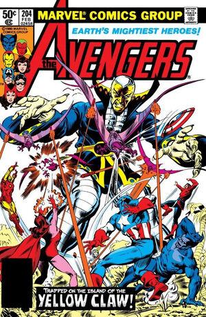 Avengers Vol 1 204
