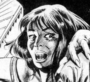 Maria (Vampire) (Earth-616) from Dracula Lives Vol 1 6 001