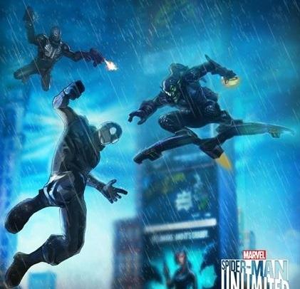 Image - Norman Osborn (Earth-TRN461) Vs. Agent Venom and ...