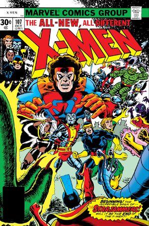 X-Men Vol 1 107
