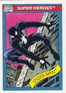 Peter Parker (Earth-616) from Marvel Universe Cards Series I 0001