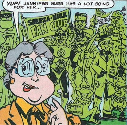 File:Sheeza-Hulk Fan Club, Frankenstein's Monster, Green Arrow, Green Hornet, Green Latrine , Kermit the Frog, leprechaun, Swamp-Thang, Wheezy Grunt (Earth-9047) from What The-- Vol 1 21.jpg