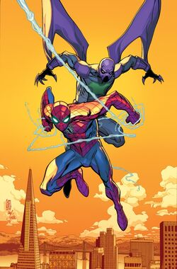 Amazing Spider-Man Vol 4 2 Camuncoli Variant Textless