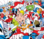 Captain Britain Corps (Multiverse) from Excalibur Vol 1 45 0001