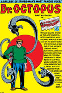 Dr Octopus Pin-Up from Amazing Spider-Man Annual Vol 1 1