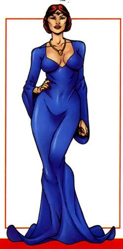 Elfqueen (Linnea) (Earth-616) from Avengers Assemble Vol 1 1 0001