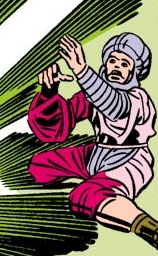 Aladdin (Earth-616) from Black Panther Vol 1 1 001