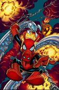 Amazing Spider-Man Vol 1 528 Variant Textless