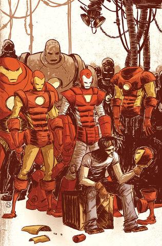 File:Iron Man & the Armor Wars Vol 1 1 Textless.jpg