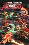 All-New, All-Different Avengers Vol 1 7 Teaser Cover