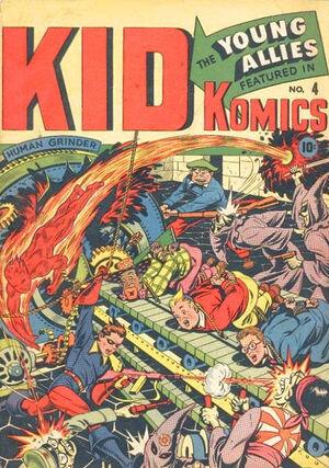 Kid Komics Vol 1 4