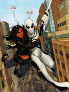 Laura Kinney (Earth-616) Peter Parker (Earth-616) X-23 Vol 2 13