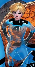 Susan Storm (Earth-616) from Fantastic Four Vol 5 13 cover
