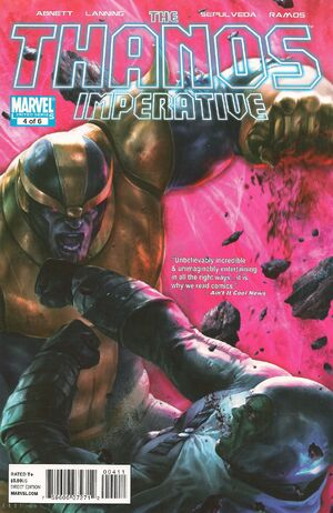 Thanos Imperative Vol 1 4
