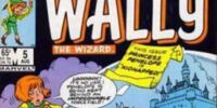 Wally the Wizard Vol 1 5