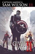 Captain America Sam Wilson Vol 1 11 Textless
