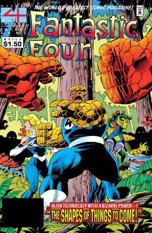 Fantastic Four Vol 1 403